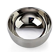 Hemispherical Stainless Steel Bowl
