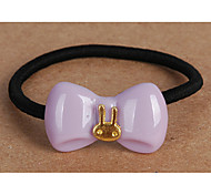 Fashion And Lovely Little Rabbit Bow Hair Bands Random Delivery