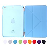 Natusun™ Removable Multi-fold Origami PU Leather Full Body Case for iPad mini 3/ iPad mini 2/iPad mini
