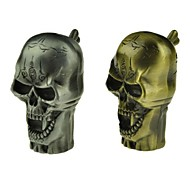 Creative Windproof Ghost Metal Lighters Toys (Random Color)