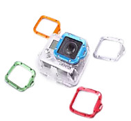 Gopro Hero3 Lens Circle Full Aluminium with Special Screw Driver Five Color Optional Gopro Accessories