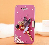 Hand Made Spirit Diamond Leather Full Body Case with Magnetic Snap for SAMSUNG GALAXY S3 I9300(Assorted Colors)