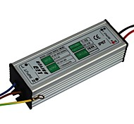 JIAWEN® 50W 1500mA Led Power Supply Led Constant Current Driver Power Source (DC 12-24V / 3A Input / DC 30-36V Output)