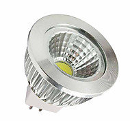 LOHAS Lâmpada de Foco 5 W 350-400 LM 2800-3200K K Branco Quente 1 LED de Alta Potência DC 12 V MR16