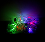 4M 20 LEDs Christmas Halloween decorative lights festive strip lights-Matsuba (220V)