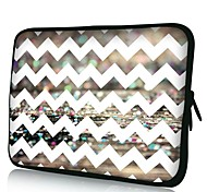 "Elonno Bohemian Stripe Tablet Neoprene Protective Sleeve Case for 11"" Macbook Air Dell Acer HP"