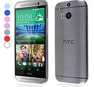 Enkay ultra-dünne Schutzschicht TPU weichen Fall für HTC eins m8