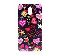 Kinston My Heart Will Go On Pattern Plastic Hard Case for Nokia Lumia 1320