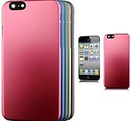 estilo cor nude autos ultra-fino para o iPhone 6 (cores sortidas)