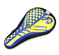 INBIKE High Elastic Fabric+GEL Yellow+Blue Cycling Saddle Cover
