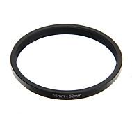 eoscn 55 milímetros anel conversão de 52 milímetros