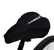 INBIKE Lycra+EVA Black 3D Cycling Saddle Cover