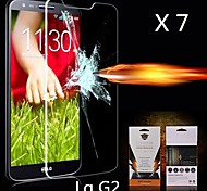 Ultimate Shock Absorption Screen Protector for LG G2 (7PCS)