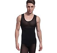 Top Custom Strong Lightweight Breathable Mesh Belt Mens Abdomen Fat Burning Body Sculpting Clothing Black