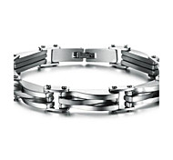Z&X®  Men's Fashion Personality Titanium Steel Bracelet
