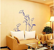 JiuBai™  Tulip Art Home Decoration Wall Sticker Wall Decal