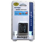 Bevik 3.7V 680mAh BCK7E Li-ion Battery for Panasonic DMC-FH25GK DMC-FH27GK DMC-FP5GK DMC-FP7GK