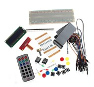 XD  DIY 1602 LCD Display with Basic Learning Tools Kit for Arduino