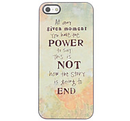Aphorism Design Aluminium Hard Case for iPhone 4/4S