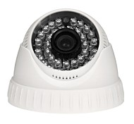 KAVASS® HD 720P P2P 1.0MP CMOS Dome IP Camera /36-IR LED Night Vision