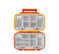 Fishing Accessories Box(Assorted Colors)