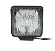 27w Flutlicht Epistar LED-Lichtleiste Offroad-Auto-LED Light Bar Platz Arbeitsleuchte