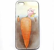 Animal Rabbit Pattern Hard Case for iPhone 5/5S