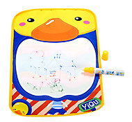 36*26.5*1cm Children's Colorful Water Drawing Doodle Mat Board Environmental Novelty Toys