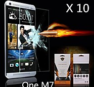 Ultimate Shock Absorption Screen Protector for HTC M7 (10PCS)