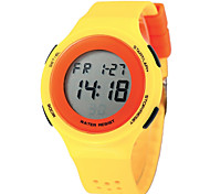 Fashion Children's Multifunction LED Digital Sports Wrist Watch 50m Waterproof (Assorted Colors)