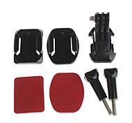 YuanBoTong   Simple Collocation Camera Accessories Kits for GoPro Hero 3+/3/2/1
