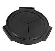 KUSHOP Lens Cap for Panasonic DMC-LX7 with Holder Leash Strap