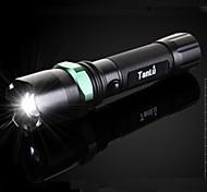 Cycling Aluminium Black 10W LED Lighting