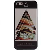 New York Design-Alu-Hülle für das iPhone 4 / 4s