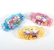 Creative Candy Box Animal Rubber(1 Set Random Color)