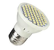 Spot LED Blanc Chaud LOHAS MR16 E26/E27 3W 60 SMD 3528 210-240 LM AC 110-130 V