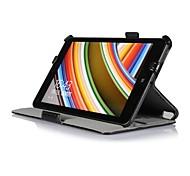"""Kochstufe unterstützen stark Lederstandplatzfall für Lenovo ThinkPad 8 8.3 """"Tablet"""
