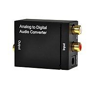 analógico al convertidor de audio digital