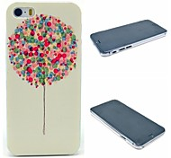Flying Balloon Pattern Hard Cover for iPhone 6