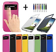 VORMOR® Screen Visible Full Body Case for Samsung Galaxy S4 I9500 (Assorted Colors)