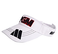 pgm blanco + sunproof negro sombrero de golf sin cobertura