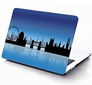 City Design Full-Body Protective Plastic Case for 11-inch/13-inch New MacBook Air