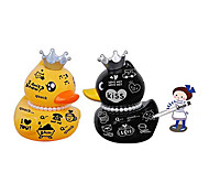Children's Duck Pattern Coin Bank Toys for Gifts