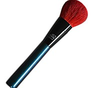 Red Hair High Quality Makeup Powder Brush