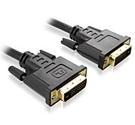 Sinseader 5M 16.4FT DVI(24+1) Male to DVI(24+1) Male Display Signal Cables Support 2560*1600