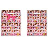 lureme schöne kleine Bär patternbowknot Geschenktüte (1pc)