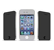 Protecteur d'écran anti-espion film protecteur pour iphone4 / 4s