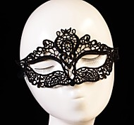 Fashion Butterfly Pattern Lace Party Mask