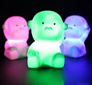 comodo doce mono del zodiaco colorida luz LED