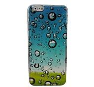 granos hermosos tapa dura de plástico para el iphone 6